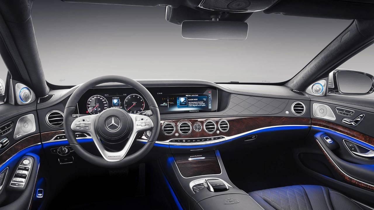 S Class Sedan >> 2019 Mercedes Maybach S Class Sedan 4 Of 6 Motor1 Com Photos