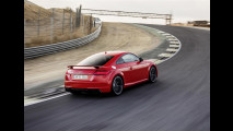 Audi TT RS, dove osano le supercar
