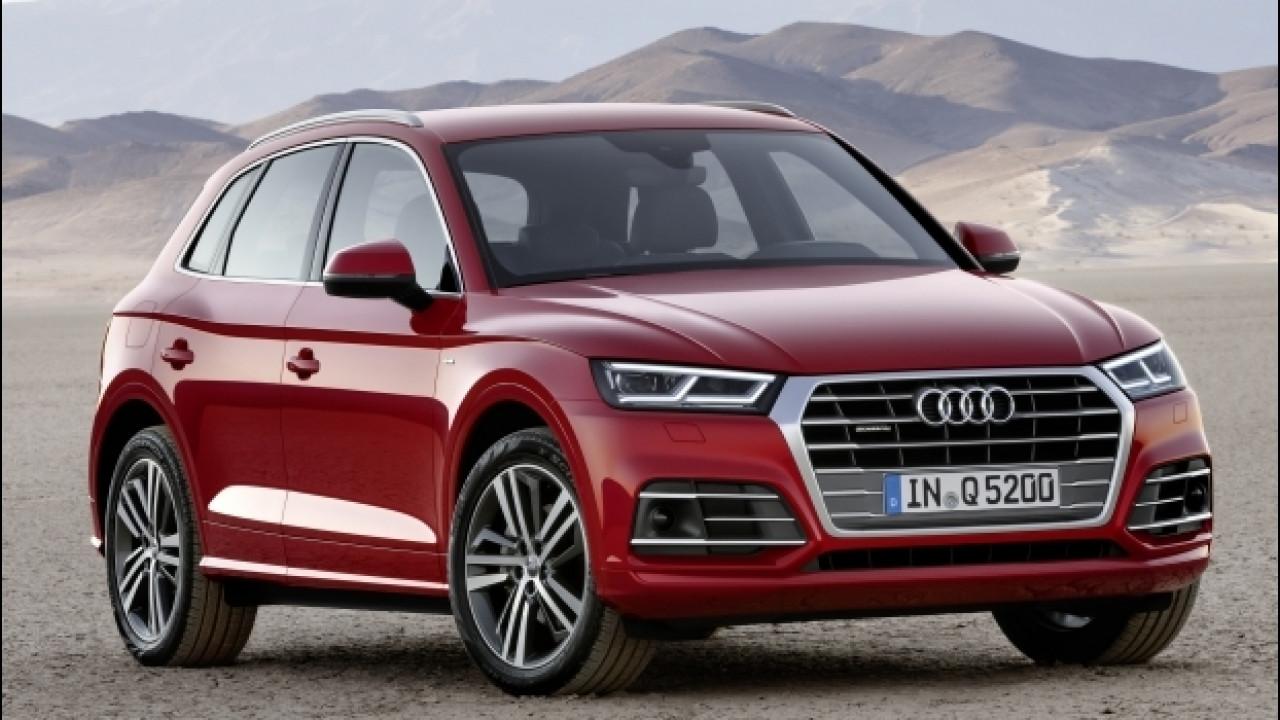 [Copertina] - Nuova Audi Q5, benvenuta nell'era moderna