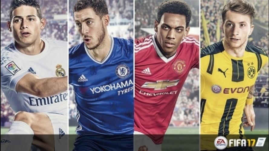 FIFA 17, è ora di scendere in campo [VIDEO]