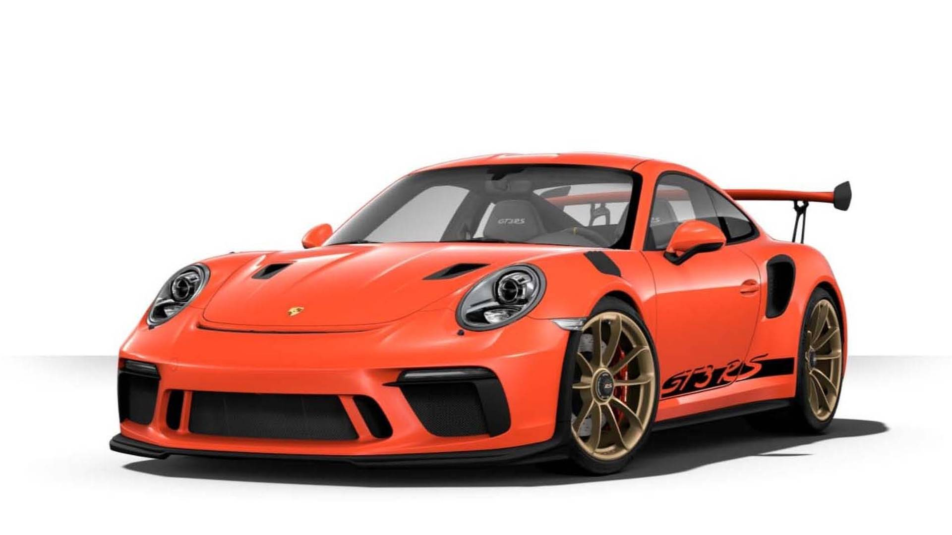 The Most Expensive Porsche 911 GT3 RS Costs $253,240