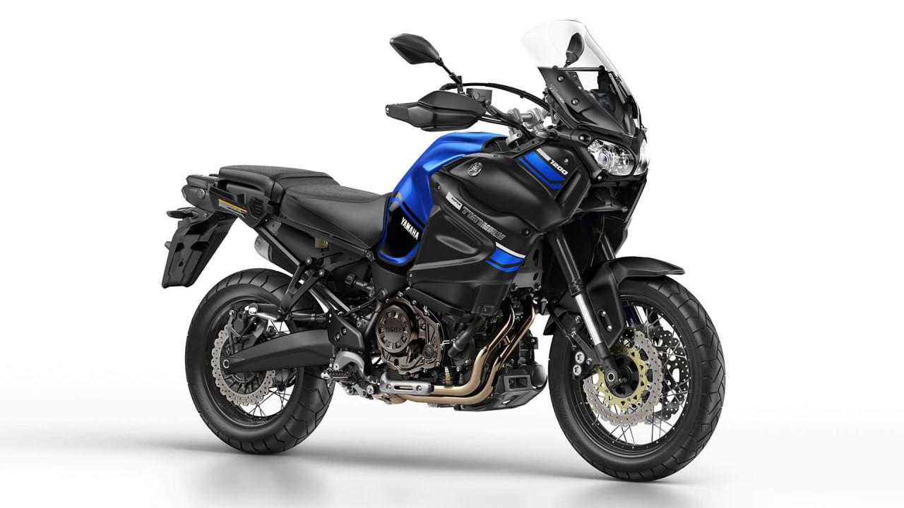 Platz 8: Yamaha XT 1200 Z