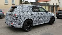 2020 Mercedes-AMG GLE63 spy photo