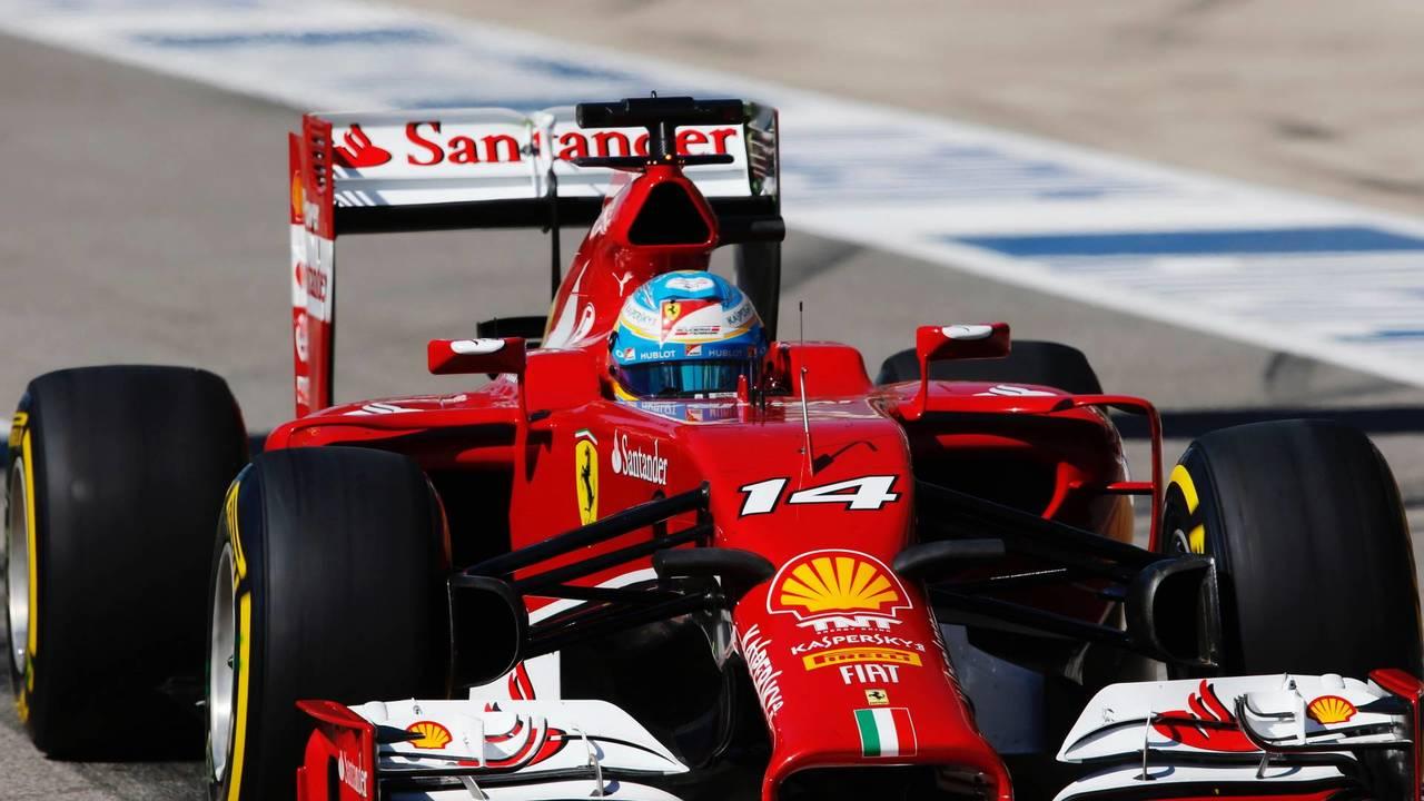 Ferrari F14-T (2014)