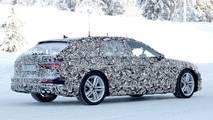 Audi S6 Avant Spy Shots