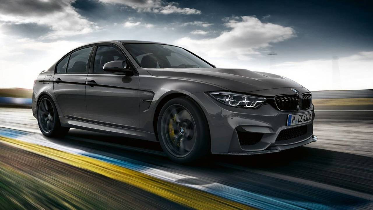Berline - BMW M3 CS