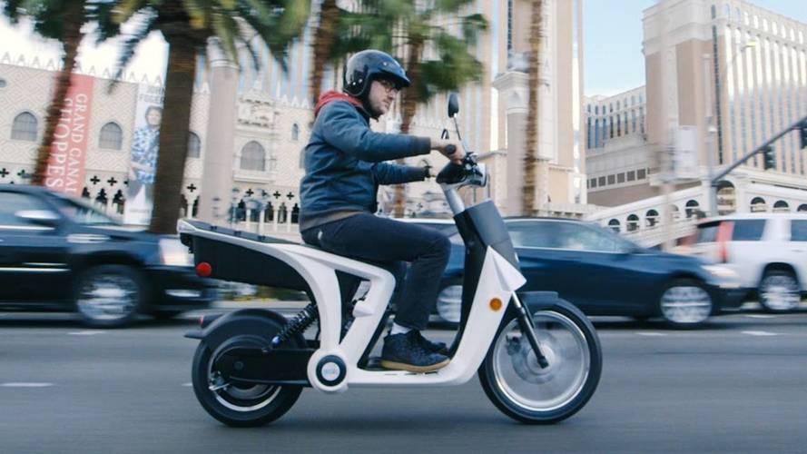 Scooter eléctrico Peugeot 2.0