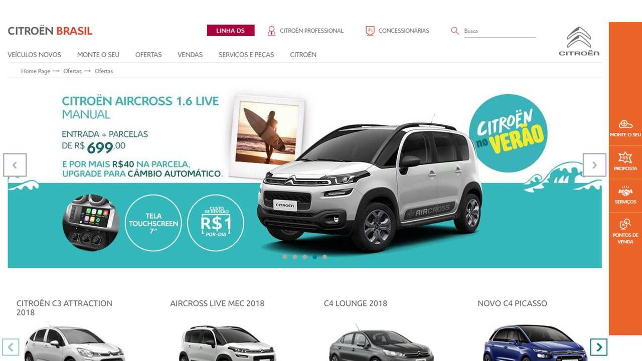 Taxa Zero - Citroën