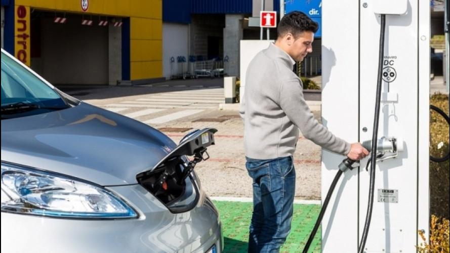 """Auto elettriche, """"tra 6 anni costeranno come quelle a benzina"""""""