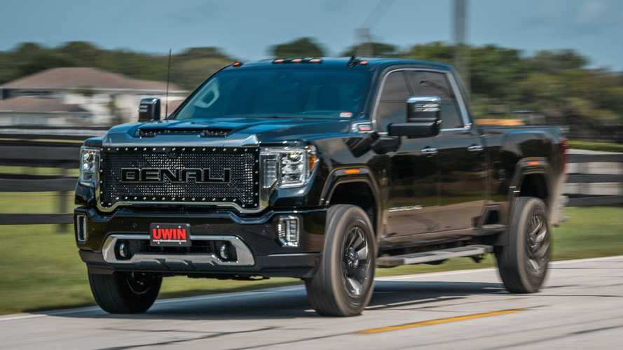 Enter Now For A Chance To Win This GMC Truck Plus $20,000 Cash