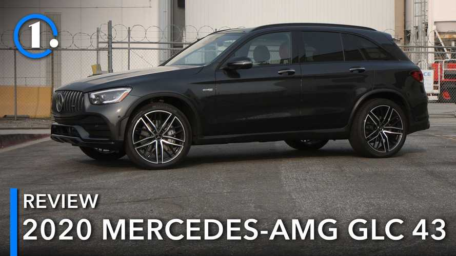 2020 Mercedes-AMG GLC 43 Review: Middle-Child Magic