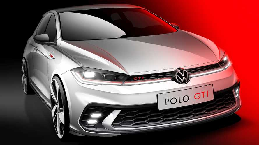 Volkswagen Polo GTI restyling, il teaser della hot hatch tedesca