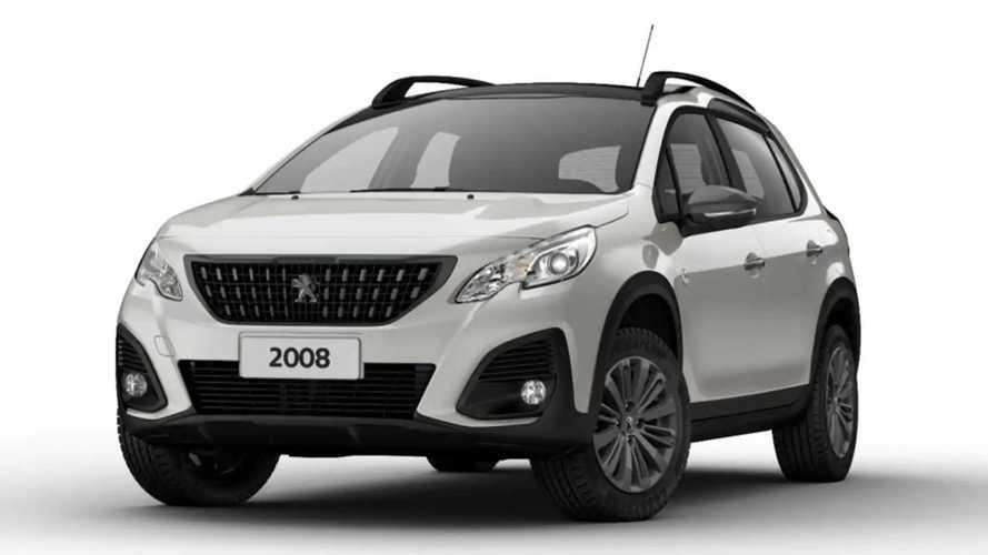 Peugeot 2008 Skywalker é série limitada com preço de R$ 121.990