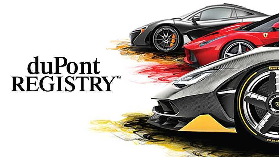 Motorsport Network va acquérir duPont Registry