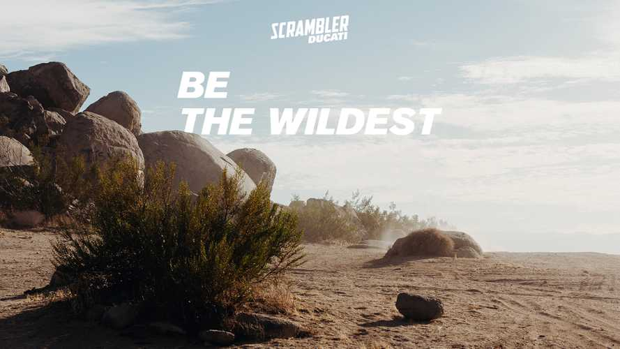 Ducati Teases New Scrambler Presentation On March 10, 2021