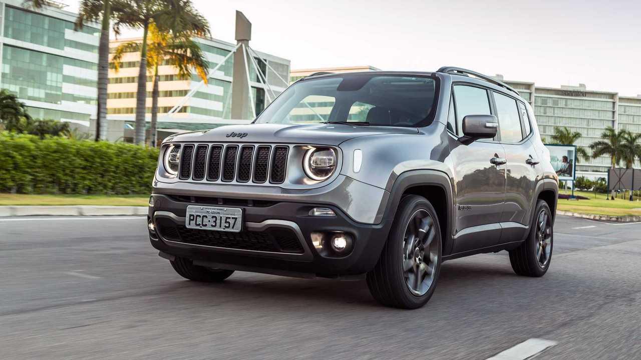 Jeep Renegade foi o SUV mais vendido em fevereiro