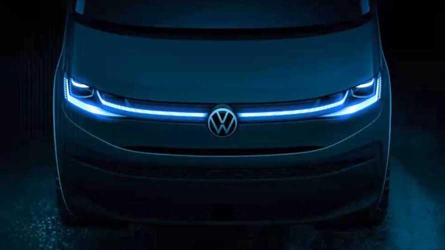 VW Nutzfahrzeuge: Offizieller Ausblick auf T7 und Amarok
