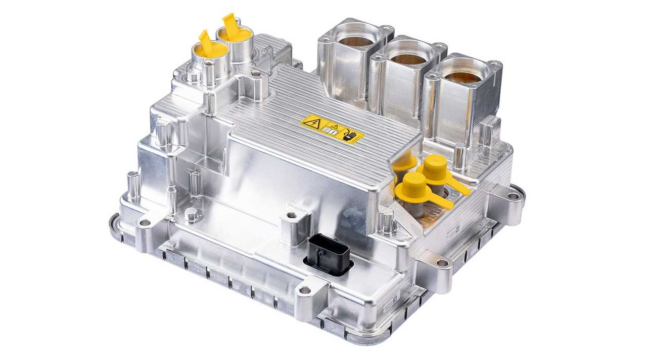 Vitesco Technologies 800-volt SiC inverter
