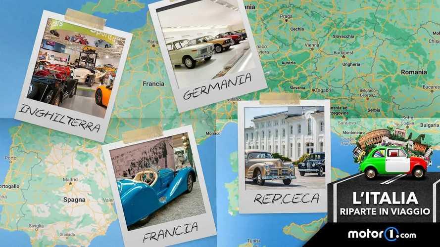 Vacanze in auto, i musei dedicati ai motori da visitare Europa
