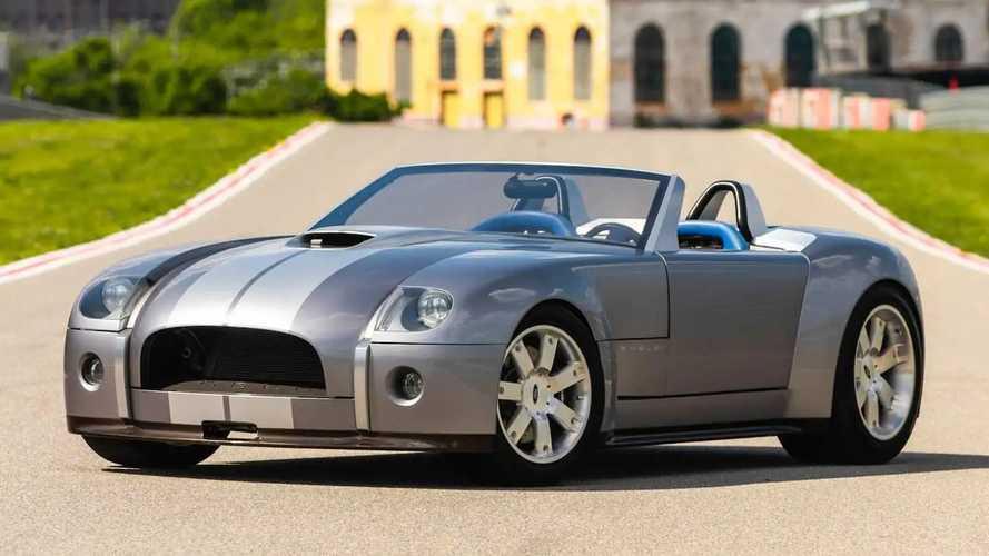 El único Shelby Cobra Concept que se fabricó está en venta