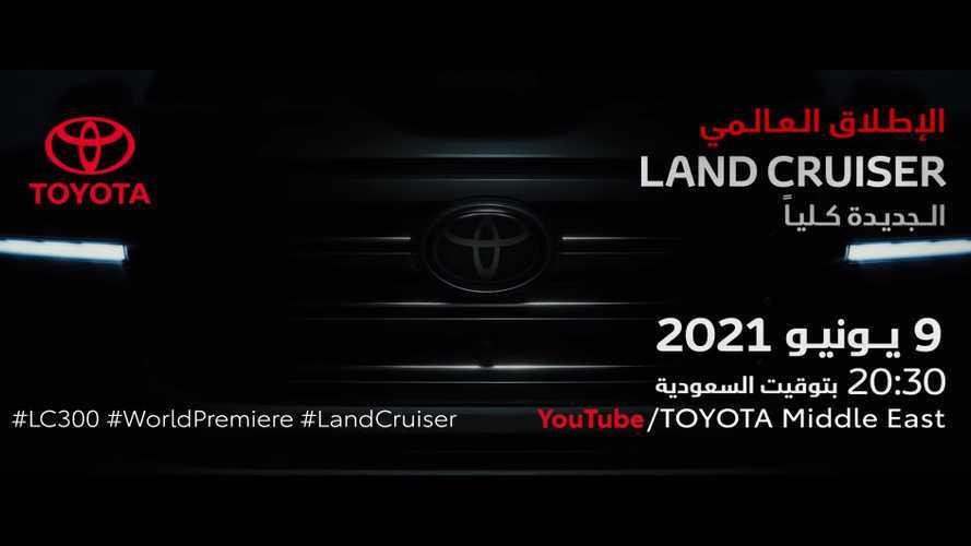 Toyota, Land Cruiser'ın teaser kampanyasına devam ediyor
