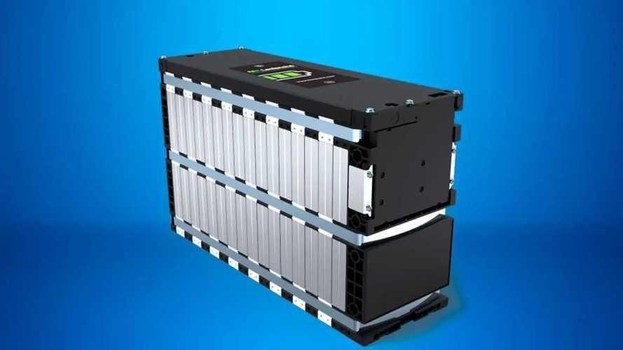 La nuova batteria modulare che va bene per auto, camion e treni