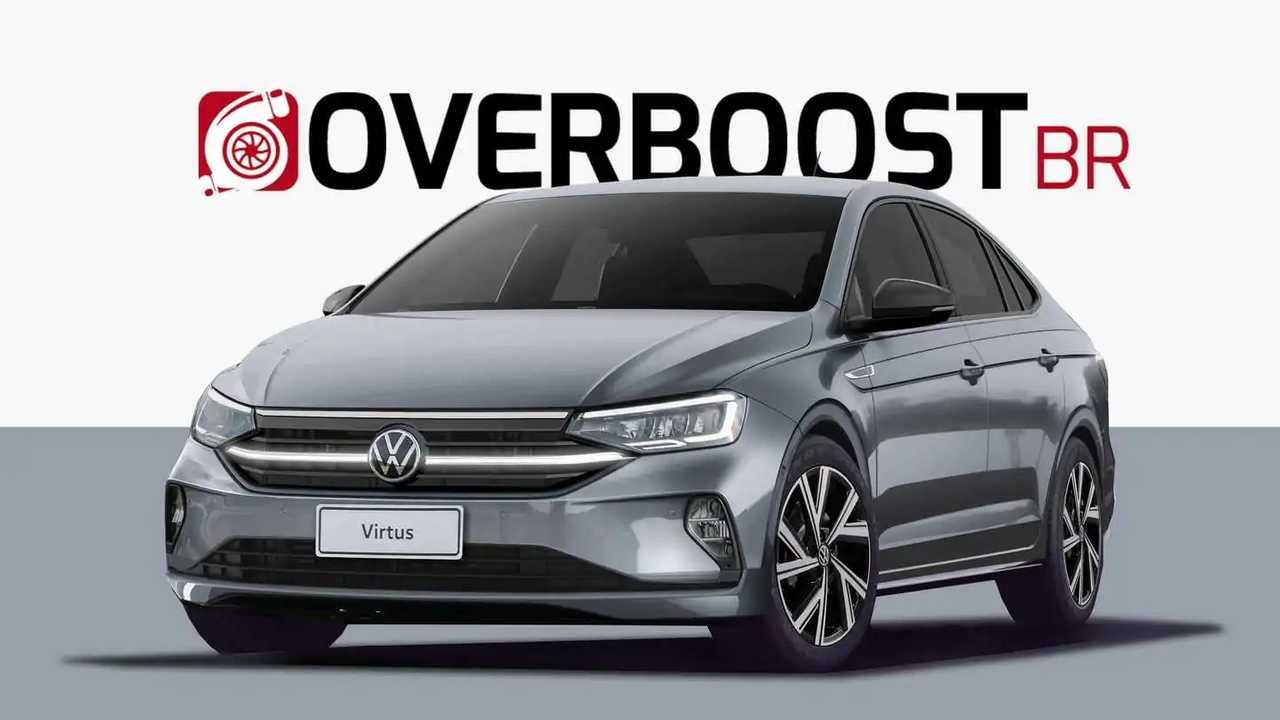 Novas projeções - VW Virtus 2023