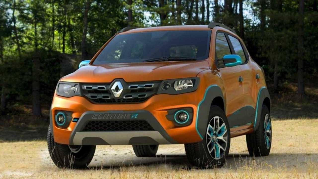 Renault KWID Climber tercatat sebagai SUV termurah di Indonesia.
