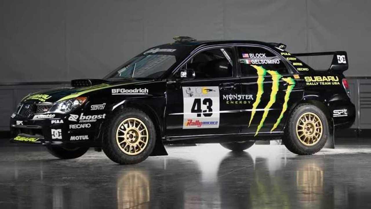 Subaru WRX STi ex Ken Block en venta