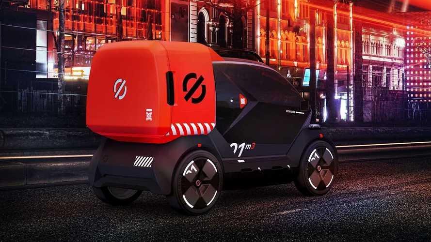 Renault revela família de veículos elétricos compactos Mobilize