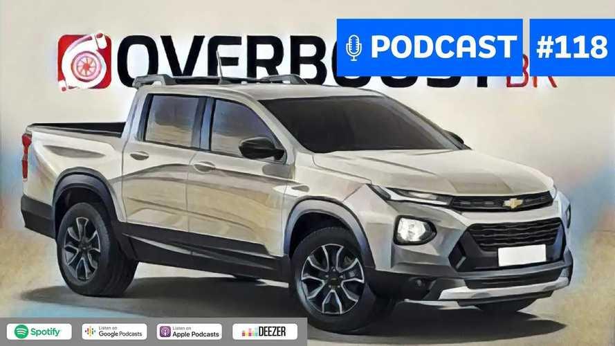 Motor1.com Podcast #118: O que esperar da nova Chevrolet Montana?