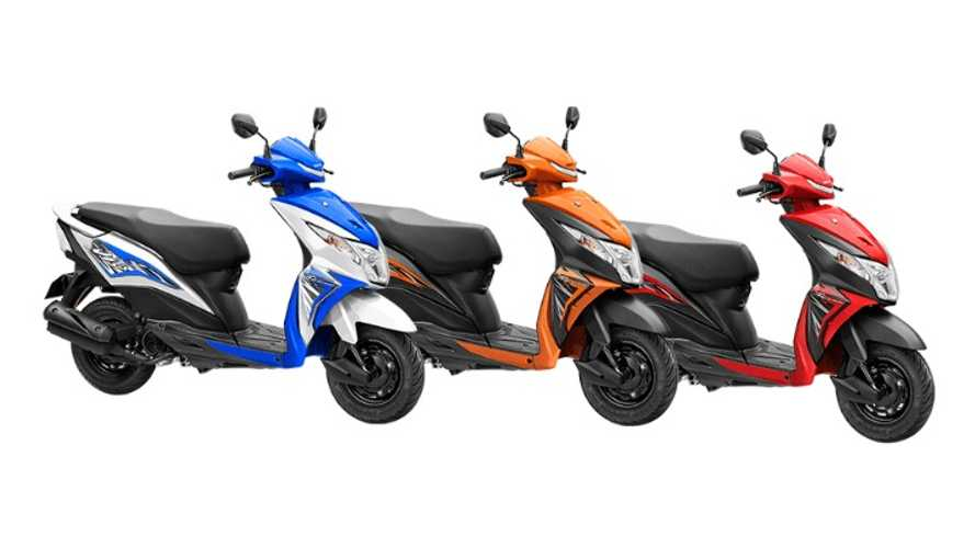 The Honda Dio Is An Ultra-Economical Commuter