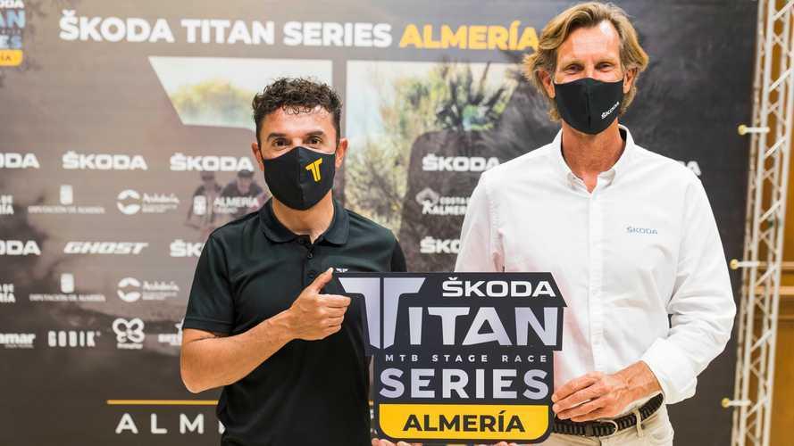 Llega la Skoda Titan Series Almería, para los amantes del MTB