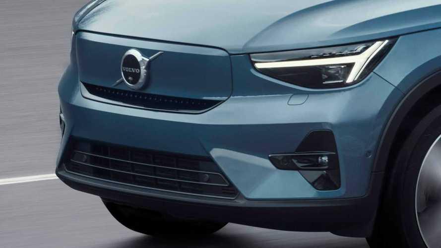 Volvo признала разработку компактного электрического кроссовера