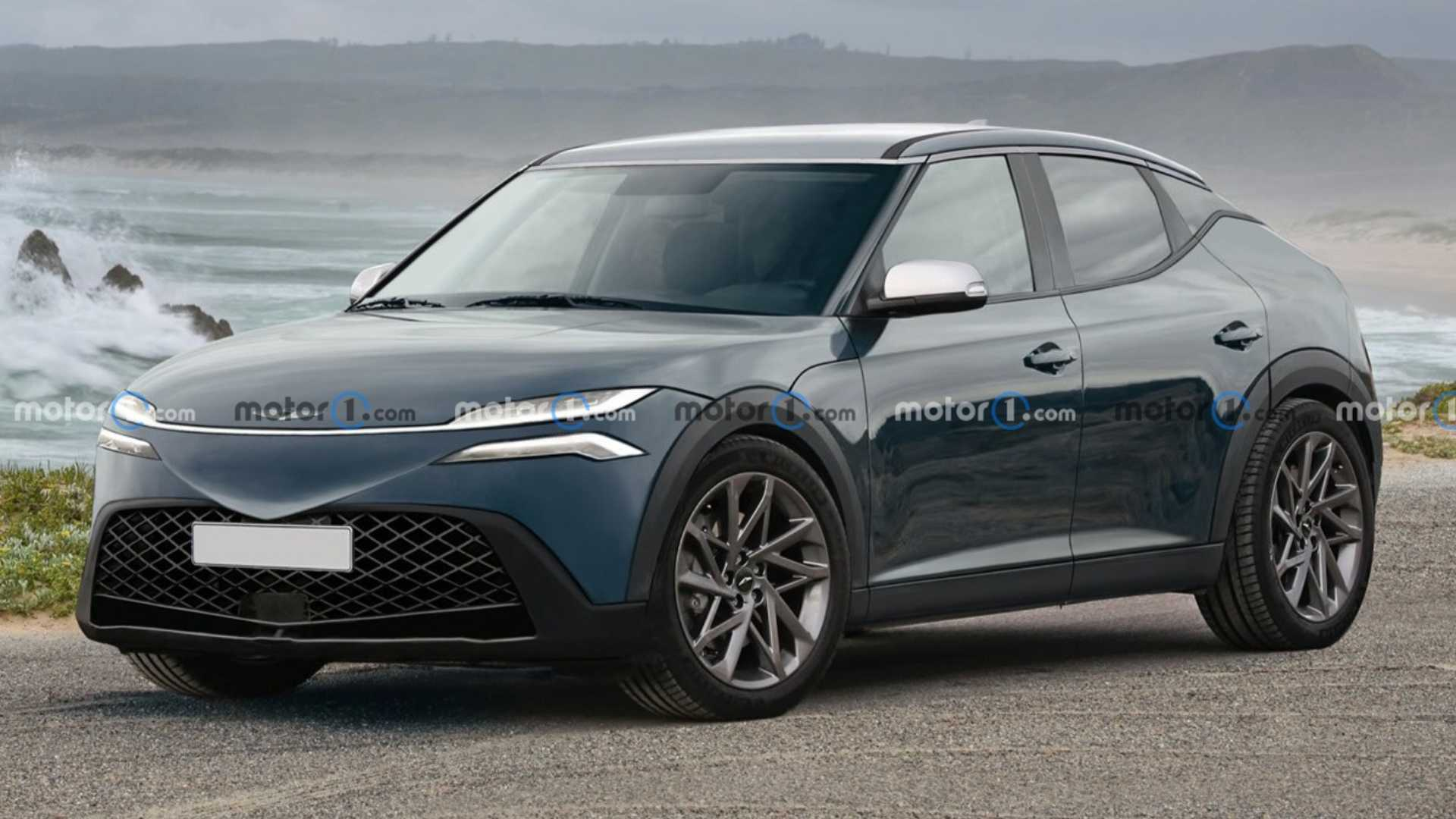 Genesis GV60 Rendered To Life After Recent Spy Photos