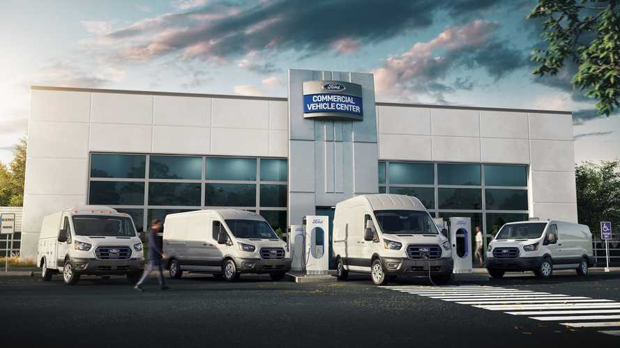 Ford Opens Registrations For E-Transit And Announces Prices