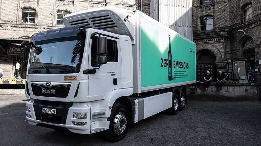MAN Truck & Bus protagonista al Greentech Festival