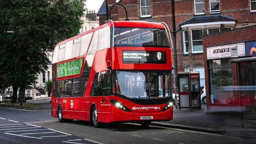 BYD fecha o maior pedido de ônibus elétricos do Reino Unido