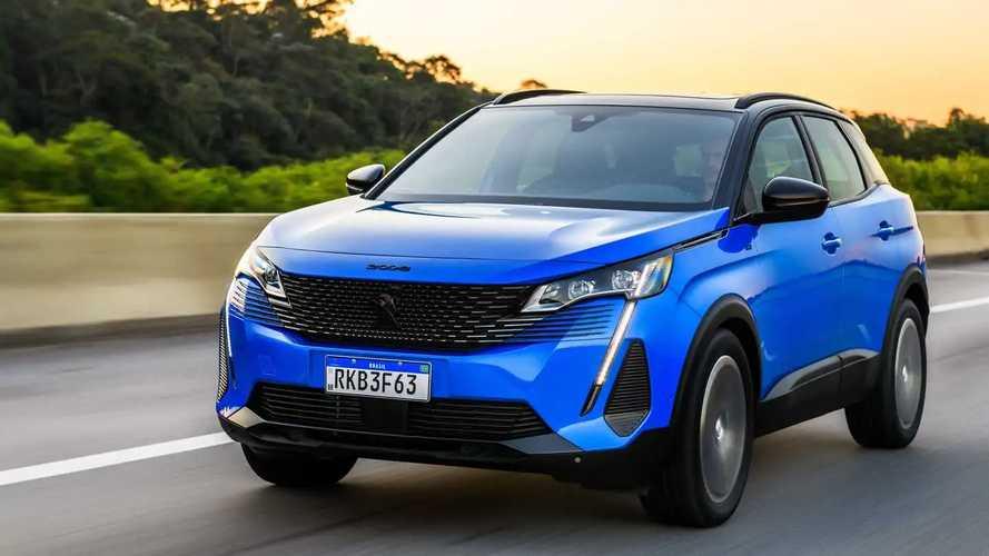 Primeiras impressões: Novo Peugeot 3008 2022 fica mais moderno