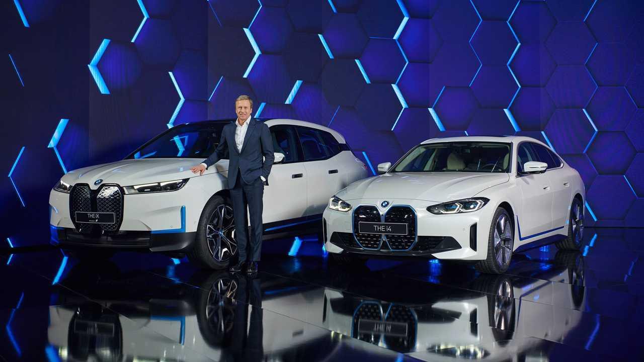 BMW si prepara al ban ai motori termici