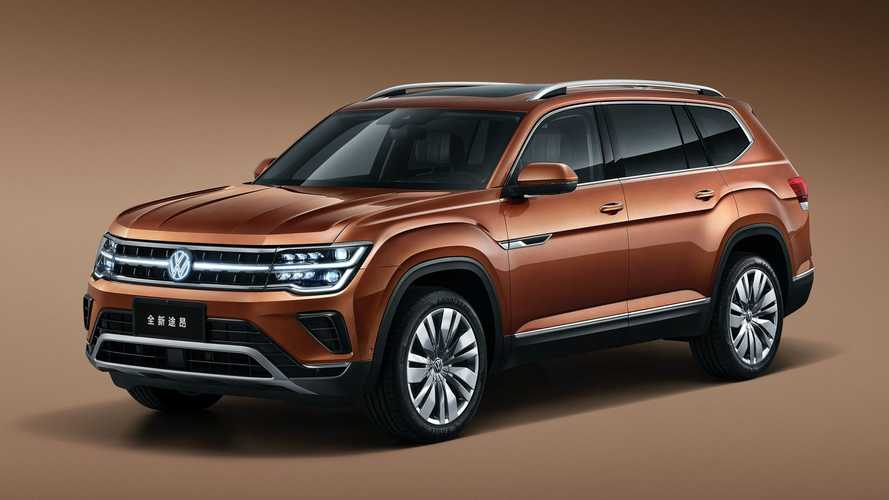 VW Teramont 2021 estreia facelift e se descola do Atlas americano