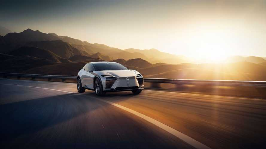Lexus Promises 10 Electrified Cars (BEV/PHEV/HEV) By 2025