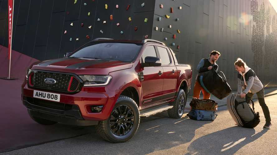 Ford Ranger pick-up gets new Stormtrak and Wolftrak special editions