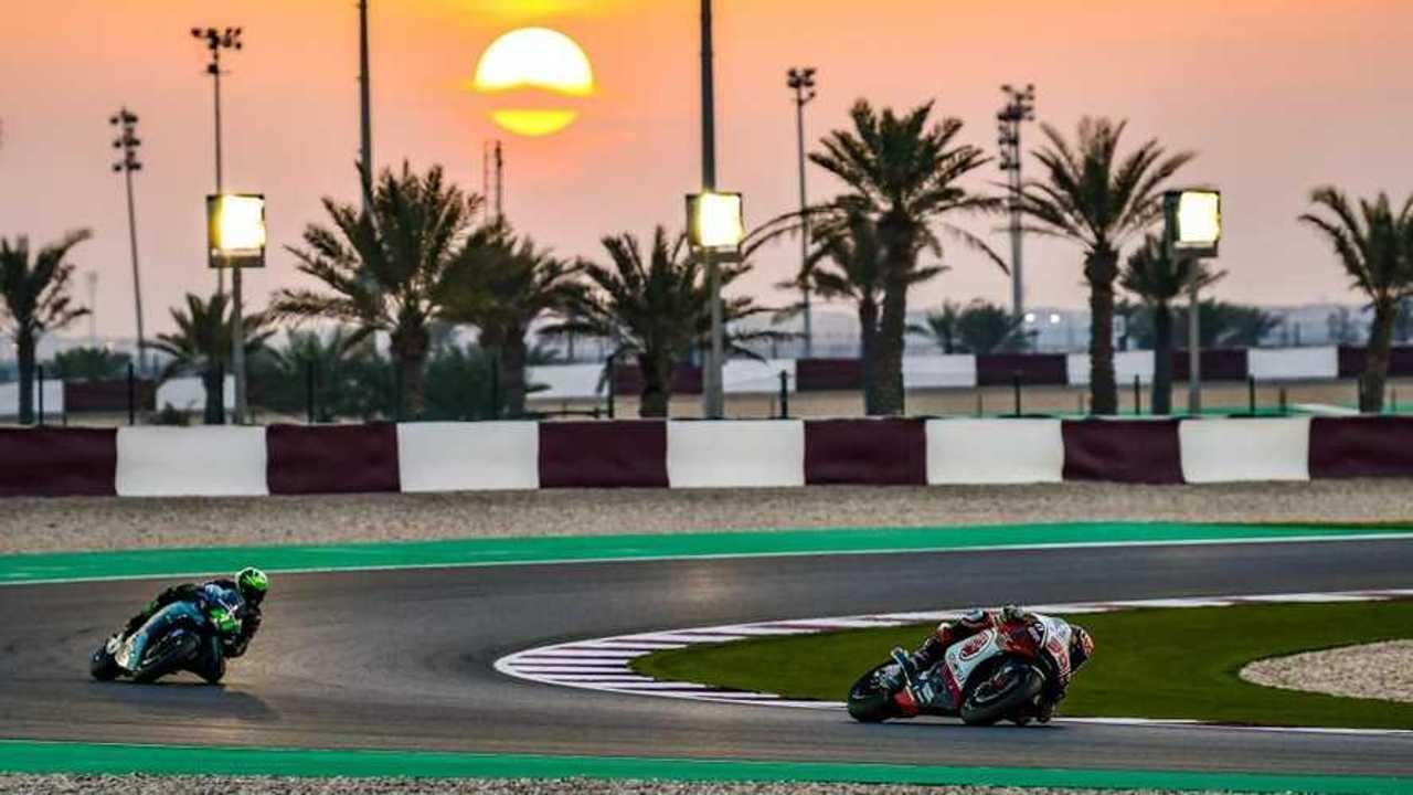 MotoGP Qatar Vaccine