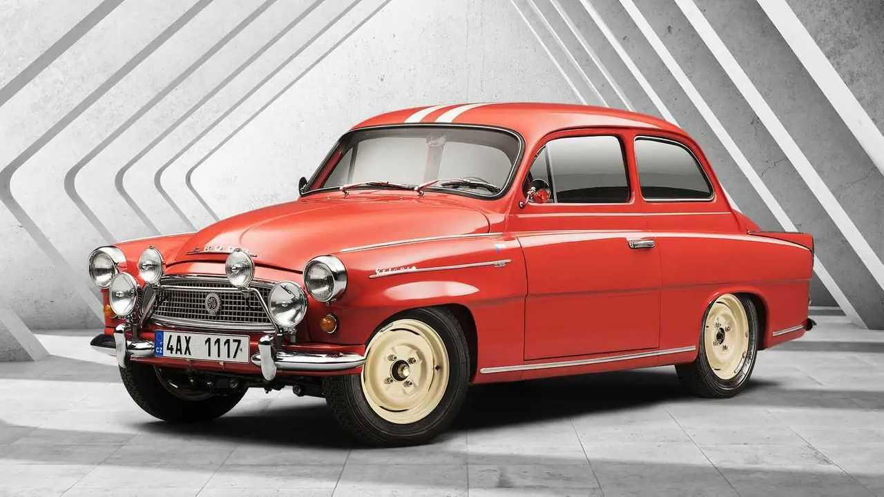 Skoda Octavia Touring Sport (1960) sorgte für zahlreiche Rallye-Erfolge