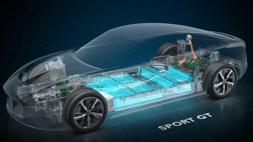 Williams AE e Italdesign presentan una nueva plataforma eléctrica