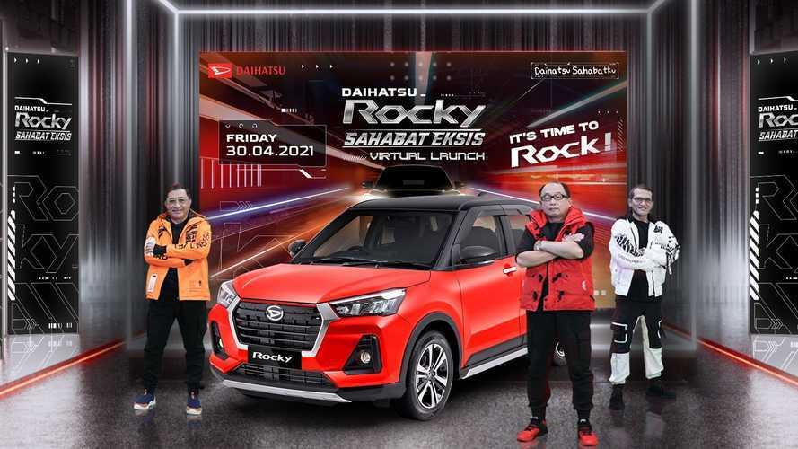 Teknologi Canggih Tersemat di Daihatsu Rocky