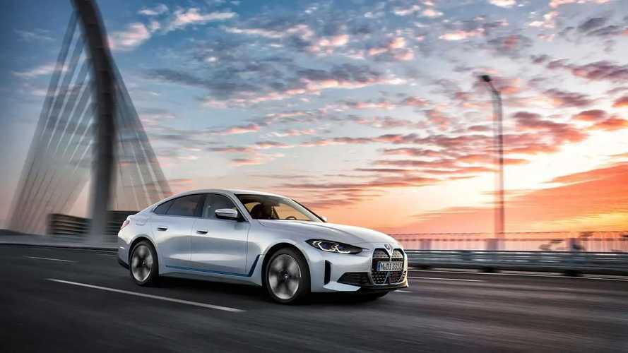 BMW i4 eDrive 40 y M50