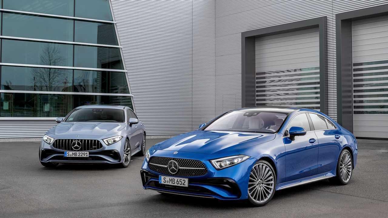 Im Juli 2021 kommt das Facelift des Mercedes CLS auf den Markt