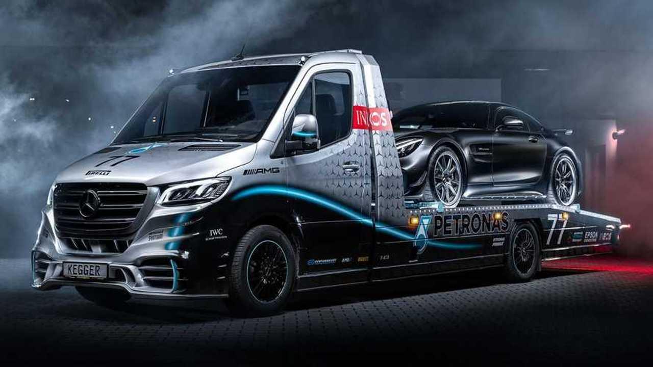 Mercedes-Benz Sprinter Petronas Edition